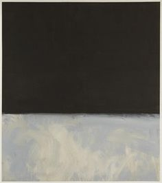 Untitled (Black and Gray) - Mark Rothko