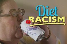 Racista, eu? 'Diet Racism' é o refrigerante para quem jura que nao discrimina ninguém - Blue Bus