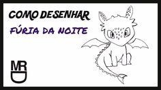 Como desenhar o Furia da Noite (Chibi)