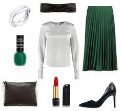 #Herbstoutfit Klassik ♥ #outfit #Damenoutfit #outfitdestages #dresslove