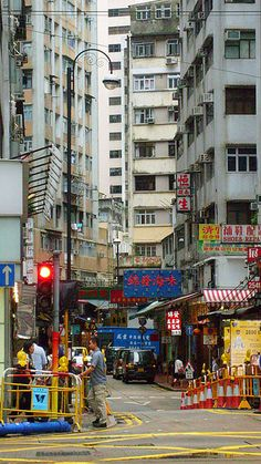 Sheung Wan, Hong Kong by thewamphyri on Flickr.