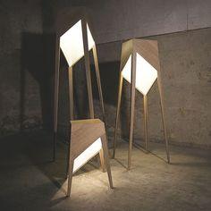 "1,360 Me gusta, 6 comentarios - db - design bunker (@designbunker) en Instagram: ""Lighting by Matthias Scherzinger! #lamp #lighting #light #lights #desklamp #floorlamp #floor #craft…"""