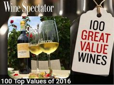 SAN BRIZIO is 100 Top Value Wine of 2016  by Wine Spectator