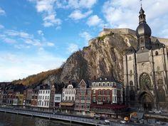 Dinant. Belgium. 1 day trip.