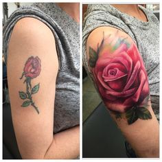 Coverup from today :) thanks Helen!