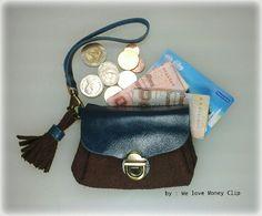 cute bag leather handmade