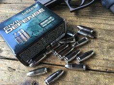 Ammo Test: Liberty Ammunition Civil Defense 9mm and 45 ACP, Liberty Ammunition's Civil Defense 9mm