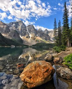 Foto: Canadian Rocky Mountains,