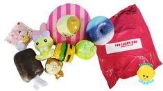 $40 Lucky Bag Squishy Grab Bag #2 squishyshop.com- Is it worth it - Cutie Creative Squishies