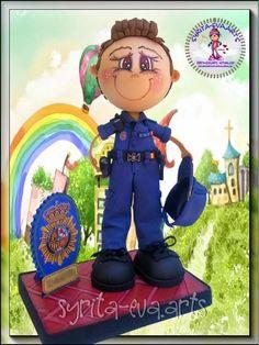 Fofucho Policía Nacional