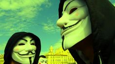 Anonymous Africa proclaimed that they're against racists of every color and divulged that their recent target were driven by racists and corrupt government. Anonymous, Vows, Target, Africa, Politics, Color, La La Land, Colour, Colors