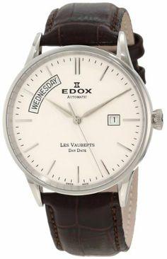 Edox Men's 83007 3 AIN Les Vauberts Automatic Watch Edox. $975.00. Save 25%!