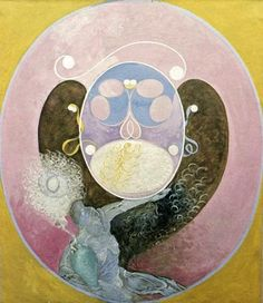"""Hilma Af Klint """"Cosmic Egg"""" Poster by alexandra_arts - - Painting Inspiration, Art Inspo, Kandinsky, Abstract Expressionism, Abstract Art, Tantra Art, Cosmic Egg, Hilma Af Klint, Eye Illustration"""
