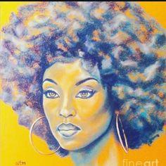 #yellow #likes #yellowafro #art #follow4follow #blm #artistic #artist #new #blackartist #themedivider #blackartistmatter #aesthetic #aesthetictumblr
