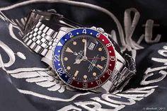 Rolex GMT Master Ref. Sport Watches, Cool Watches, Rolex Watches, Mens Fashion Suits, Mens Suits, Rolex Gmt Master, Vintage Rolex, Chronograph, Wristwatches