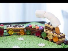 Gâteau train - Fashion Cooking