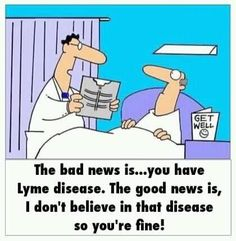 Wisconsin is in the top 5 endemic states in the country for Lyme disease.