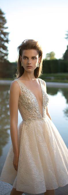 217 mejores imágenes de vestidos de novia cortos // short wedding