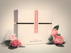 L Donatellé Rose White Tea (Concept) on Packaging of the World - Creative Package Design Gallery