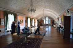 The Long Gallery, Burton Agnes Hall