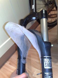 Amazing! I want one! DIY front fender! « Singletrack Forum