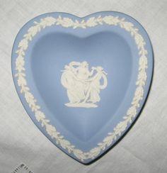 Wedgwood Heart