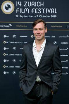 David Kross Photos - David Kross attends the 'Trautmann' premiere during the 14th Zurich Film Festival at Festival Centre on October 01, 2018 in Zurich, Switzerland. - 'Trautmann' Premiere - 14th Zurich Film Festival David Kross, Home Photo, Film Festival, Centre, Movie, Movie Party