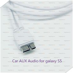 Find More Mobile Phone Cables Information about  3.5mm Car Aux Audio USB Sync Data Charger Cable For Samsung Galaxy S5,High Quality cable series,China cable link Suppliers, Cheap cable ups from Happiness go on Aliexpress.com