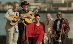 Friday night - Sep. 20th at The Monterey Jazz Festival: Orquesta Buena Vista Social Club featuring Omara Portuondo & Eliades Ochoa. Also listen to KUSP 88.9 fm