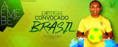 #AEmeBe entra em campo com uma seleção campeã de #designs issuu.com/aemebedesign facebook.com/aemebemagazine DESIGN CONVOCADO . AEMEBE edição 54 já está em campo.  #graphicDesign . #soccer . #cup . #copaDoMundo . #WorldCup2014 . #futebol . #designGráfico