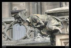 Gargoyle at Cologne Cathedral / Wasserspeier am Kölner Dom