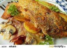 No Salt Recipes, Sushi, Pork, Yummy Food, Treats, Chicken, Cooking, Eten, Kale Stir Fry