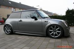 Mini Cooper S R53 75000KM 2003 Air-ride - TuneZup - Tuning Fotos and videos tuning photo 30895