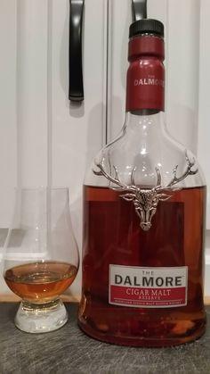 Review # 3 The Dalmore Cigar Malt Reserve http://ift.tt/2FVyUUF