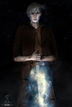 #Shadowhunters #TheMortalInstruments #TMI #FanArt  Джонатан Моргенштерн