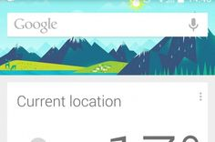 The Google Now Launcher is available for any Android 4.1+ phone.