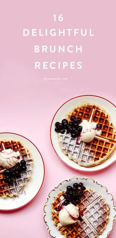 Delicious recipes to spoil the ones you love with