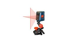 Bosch Self-Leveling Cross-Line Laser Level with Clamping Mount for $39.88 at The Home Depot