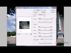 Добавление эффекта освещения в Adobe Photoshop. ч.1 (15/20)