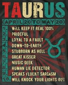 Unique astrology signs and characteristics important site Astrology Taurus, Zodiac Signs Taurus, My Zodiac Sign, Astrology Chart, Astrology Signs, Horoscope Capricorn, Capricorn Facts, Monthly Horoscope, Taurus Quotes