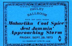 "Maharlika, Cool Spice, Jest Jammin', Approaching Storm at Pauley Ballroom. <a href=""http://www.jestjammin.com/"" rel=""nofollow"">www.jestjammin.com/</a> <a href=""https://www.facebook.com/JestJammin"" rel=""nofollow"">www.facebook.com/JestJammin</a>"
