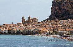 Cefalù - Italy New York Skyline, Italy, Water, Google, Travel, Outdoor, Beautiful, Water Water, Aqua