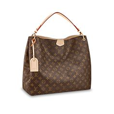 GRACEFUL MM Monogram Canvas in Women's Handbags collections by Louis Vuitton