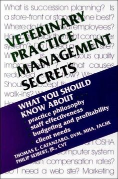 Veterinary Ebook: Veterinary Practice Management Secrets