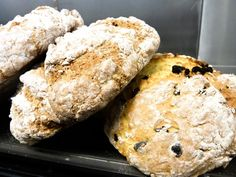 Irish Soda Bread (pain irlandais)