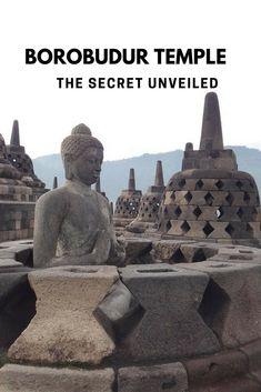 Borobudur Temple The Secret Unveiled