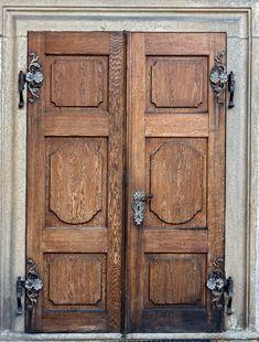Closed doors stock photography Cool Doors, Unique Doors, Flower Images, Closed Doors, Doorway, Exotic, Castle, Stock Photos, Ornaments