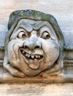 Gargoyles Of Oxford