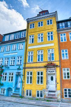 Copenhagen, Denmark #travel