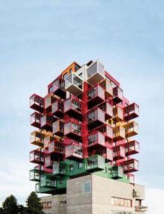 Captivating Amazing Cobra Like Solar Building By Zechner U0026 Zechner | Solar And Building Ideas
